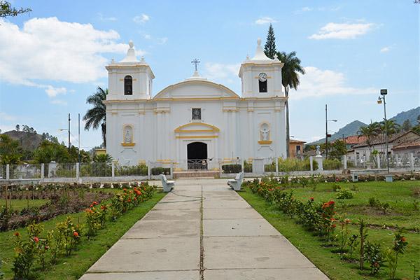 Danli nueva diócesis de Honduras